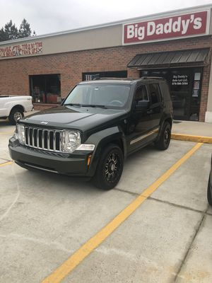 2008 Jeep Liberty Limited edition for Sale in Fayetteville, GA