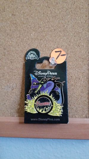 Fantasmic Mickey Mouse Moving Disney Trading Pin for Sale in La Mesa, CA