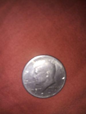 Vendo esta moneda medio dollar cuanto me ofrecen for Sale in Adelphi, MD