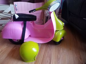Of doll scooter for Sale in Gambrills, MD