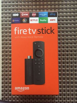 Amazon Fire Tv Stick Unlocked for Sale in Tampa, FL