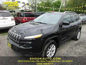 2016 Jeep Cherokee for Sale in New Philadelphia, OH
