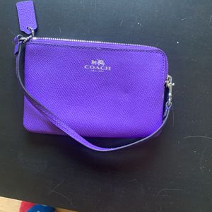 Coach Wallet/bag Small for Sale in Southfield, MI