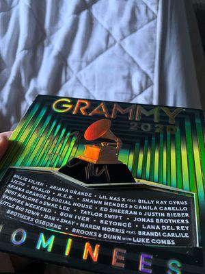 Lana Del Rey Signed Grammy CD 2020 for Sale in Santa Ana, CA