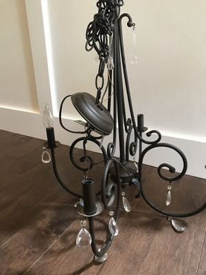 Pottery Barn 4 Arm Chandelier for Sale in Ashburn, VA