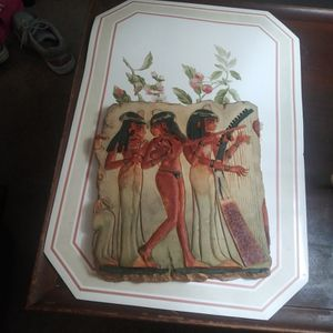 Egyptian Plaque for Sale in Fort Myers, FL
