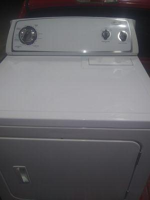 Whirlpool dryer with warranty for Sale in Fayetteville, AR
