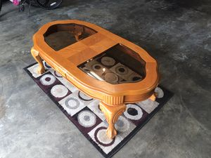 Wooden Coffee Table for Sale in Nashville, TN
