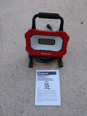 Snap On LED Worklight 2000 Lumens Portable Tool for Sale in Leander, TX