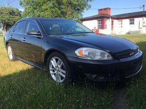 2009 Chevy Impala for Sale in Dallas, TX