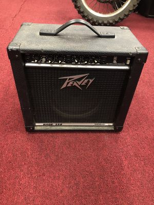 Peavey Rage 158 Amp for Sale in Seymour, CT
