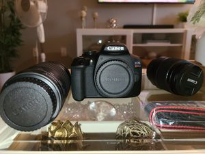 Canon EOS Rebel T7 Set for Sale in San Diego, CA
