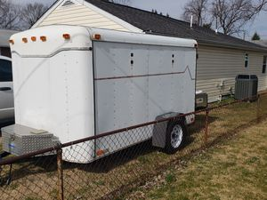 6x10 trailer completely overhauled for Sale in Lake Shore, MD