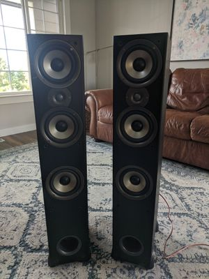 Polk Audio Monitor 60 Series II Floorstanding Speakers for Sale in Kent, WA