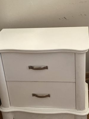 Dressers set white for Sale in Fort Washington, MD