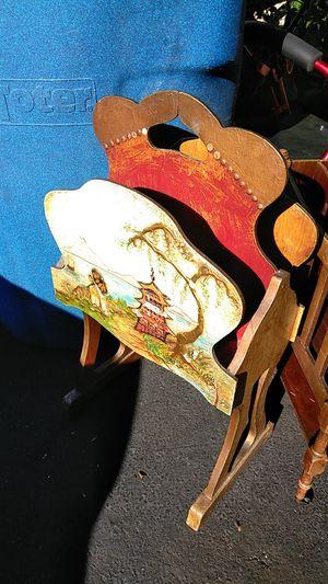Ornate magazine rack for Sale in Des Moines, WA