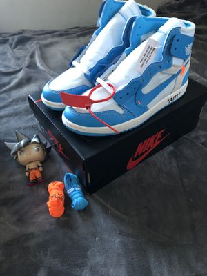 Off White UNC size 10.5 for Sale in Silver Spring, MD