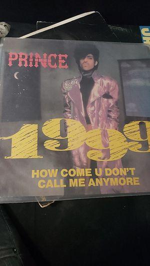 Prince Vinyl for Sale in Mesa, AZ