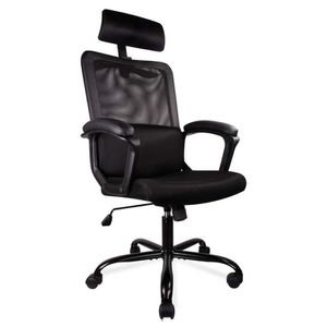 Fancy Ergonomic Mesh Office Chair with Headrest for Sale in Santa Monica, CA