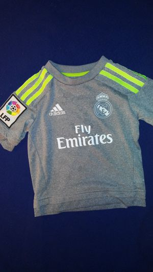 Adidas Real Madrid shirt infant size 2T for Sale in Garland, TX