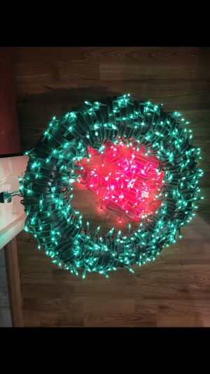 Light up Christmas Wreath for Sale in Chantilly, VA