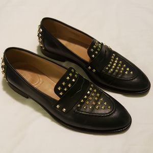 J. Crew Collection Studded Penny Loafers for Sale in Crandon, WI