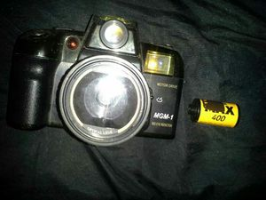 Retro magnabox vision digital camera for Sale in Suitland-Silver Hill, MD