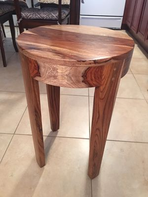 End Tables - Solid Wood (two) for Sale in PRINCE, NY