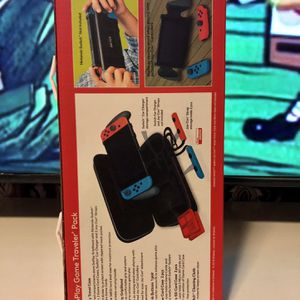 GoPlay Game Traveler Pack, RDS, Nintendo Switch, for Sale in Aurora, IL