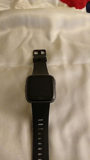 Fitbit versa special edition for Sale in Arvada, CO