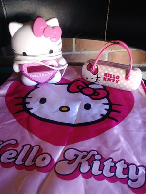 Hello kitty Projection alarm clock for Sale in Denver, CO