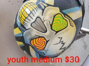 Motorcycle cycle, dirt bike helmets for Sale in La Vergne, TN