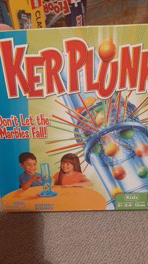 Kerplunk kids game for Sale in Chillicothe, IL