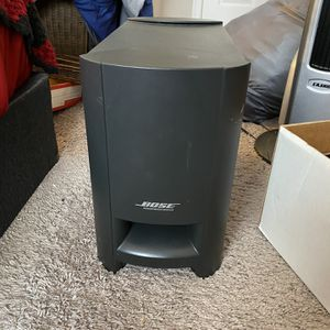 Bose Surround Sound system for Sale in Herndon, VA