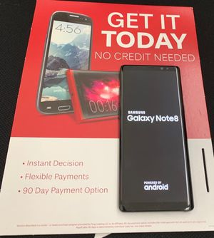 Samsung Galaxy Note 8 unlocked for Sale in Everett, WA