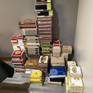 Cigar Boxes for Sale in Park Hills, KY