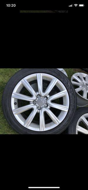Genuine Audi Rims size 18 for Sale in Auburn, WA