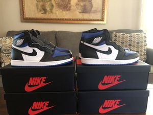 Nike air Jordan 1 royal toe for Sale in Upper Marlboro, MD