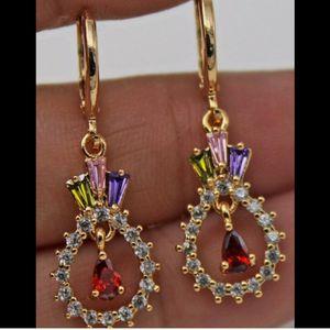 New 18 k Gold Filled Earrings for Sale in Wichita, KS