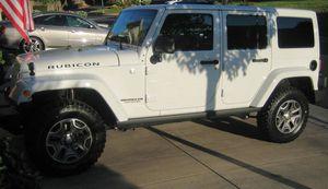 Jeep JKU Rock Rails (both sides) for Sale in Seattle, WA