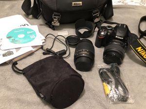 Nikon D3200 for Sale in Grand Prairie, TX