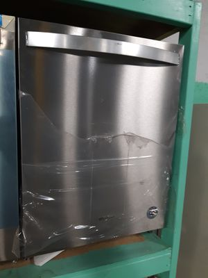 New scratch and dent Whirlpool stainless steel dishwasher working perfectly 4 months warranty for Sale in Baltimore, MD