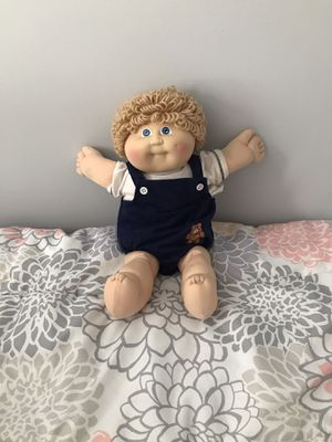 Boy Cabbage Patch Doll for Sale in Bel Air, MD