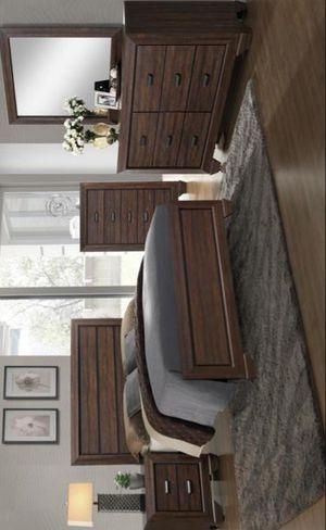 Farrow chocolate conjunto de paneles Dormitorio for Sale in Pflugerville, TX