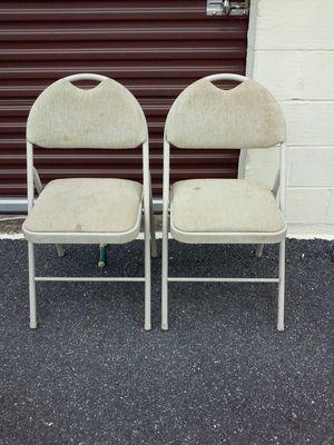 Folding chairs for Sale in Virginia Beach, VA