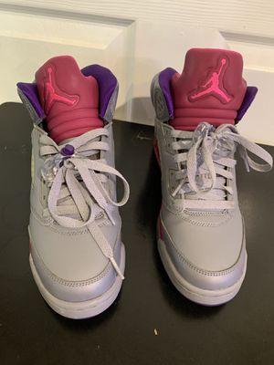 Jordan 5 retro size 6.5y for Sale in Los Angeles, CA