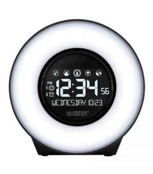 La Crosse Technology Mood Light & Nature Sound Alarm Clock - works great! for Sale in Lake Worth, FL