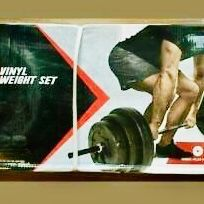 CAP Barbell - 100 lb Standard Weight Set Brand New Sealed! for Sale in Bellevue, WA