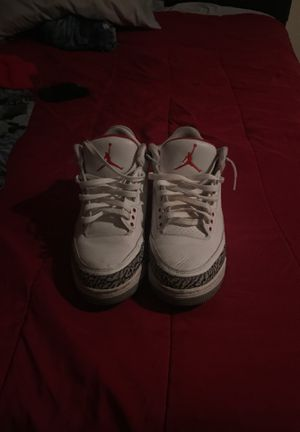 Air Jordan 3 Retro 'Hall of Fame' for Sale in University City, MO