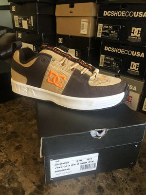 Dc shoes size 10.5 for Sale in Santa Ana, CA